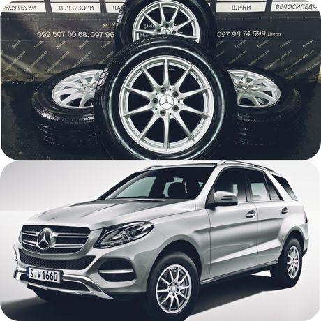 Диски і Шини 17R 5x112 7.5J ET53 DIA66.6 Mercedes-Benz GLE GLS W166