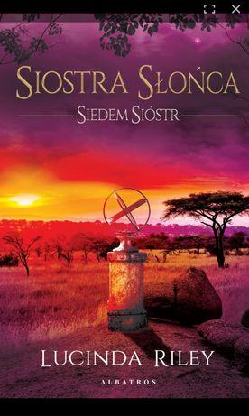 Siedem Sióstr. Siostra Słońca -  Riley Lucinda - Nowa!