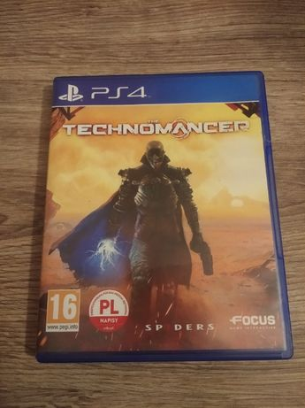 Gra PlayStation 4 The Technomancer PL PS4