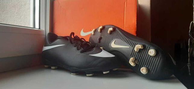 Buty piłkarskie KORKI Nike Buty Bravata II Fg Jr ROZ. 36.5 (OKAZJA)