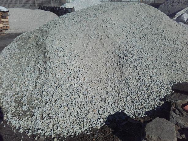 kruszywo granitowe do utwardzania 0-31,5 mm 25 t Poznań z transportem