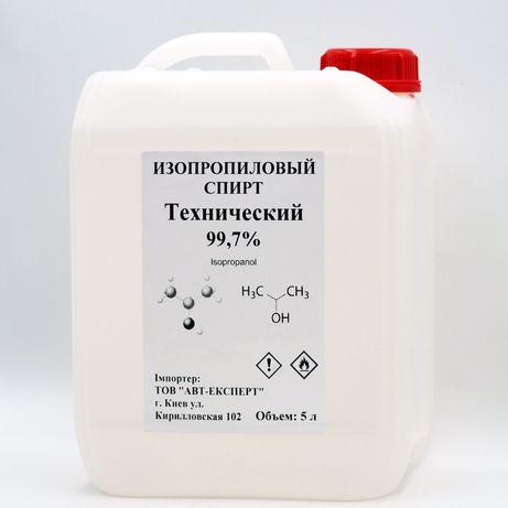 Изопропиловый спирт абсолютированный 99.9% INEOS