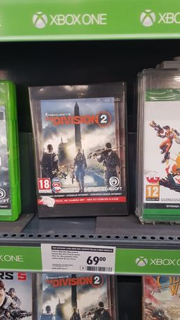 The Division 2, xbox one