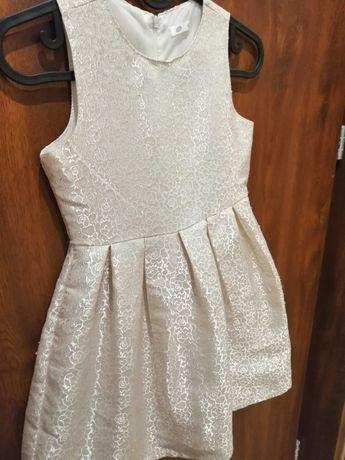 Sukienka 128 z połyskiem