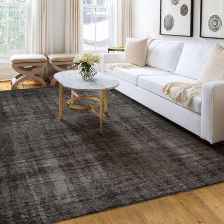 Carpete Tapete Vintage Home Cinzento - 240x340cm By Arcoazul