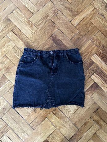 Spódniczka jeansowa Pull&bear M
