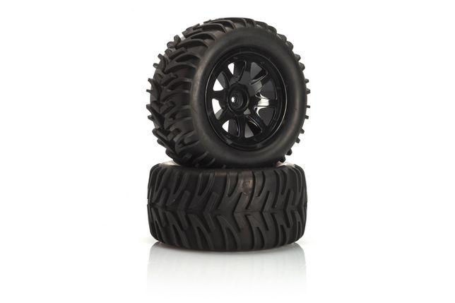 Koła rc lrp VTEC 1/10 pre-glued tire - S10 Blast MT  monster truck