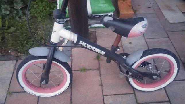 Rowerek bez pedałów Hudora