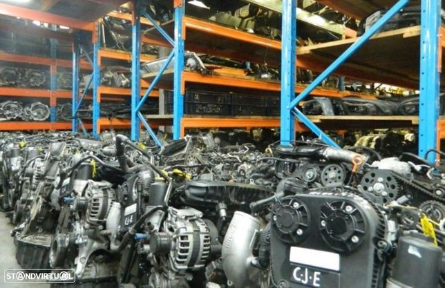 Motor Seat Leon Ibiza Altea Skoda Octavia Superp 1.9Tdi 105Cv Ref.BKC BXE