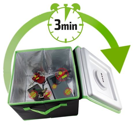 Gerador de ozono caixa esterilizadora de desinfeção JBM 53838