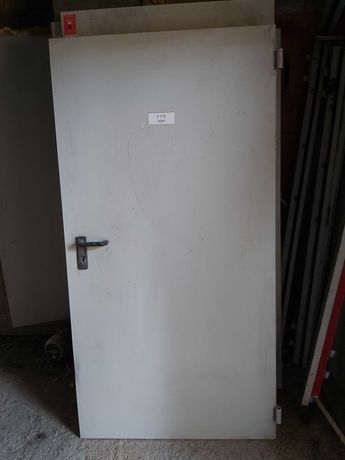 Metalowe drzwi przeciwpożarowe