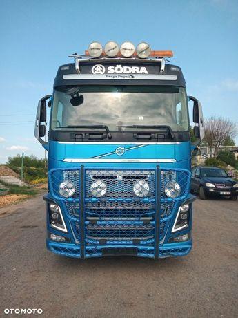 Volvo fh16 750  FH 4 6x4 do lasu drewna