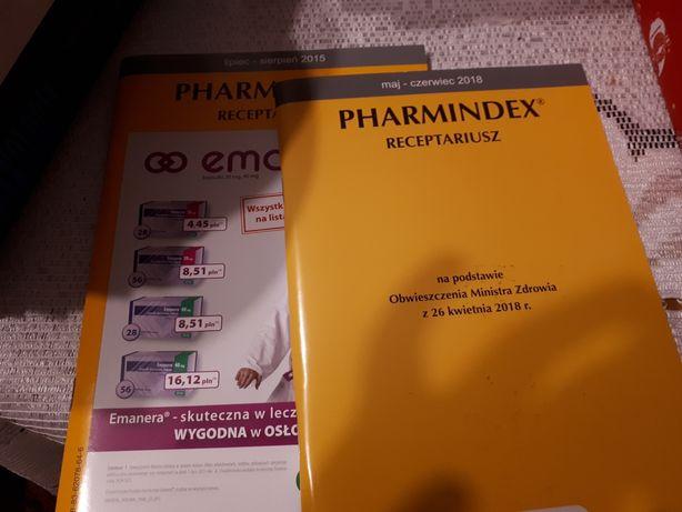 Pharmindex receptariusze, darmowa wysyłka
