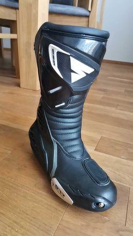 Nowe damskie buty motocyklowe SHIMA RWX-6 BLACK LADY r. 39