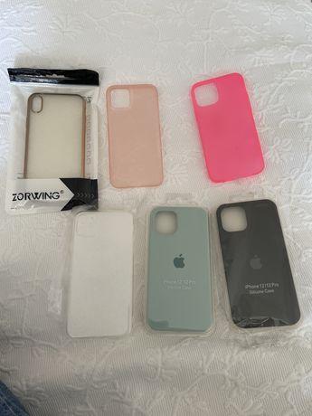 Capas Iphone 11/XR/12 12 Pro