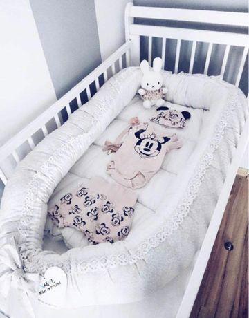 Mega Kokon gniazdko do łóżeczka