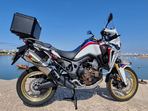 Africa Twin 1000L DCT 2017