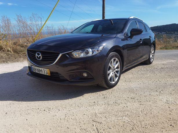 Mazda 6 SW - Preto