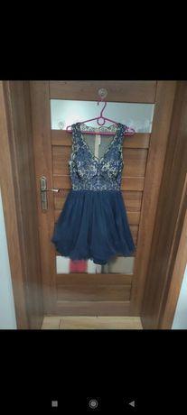 Sukienka krótka kobieca