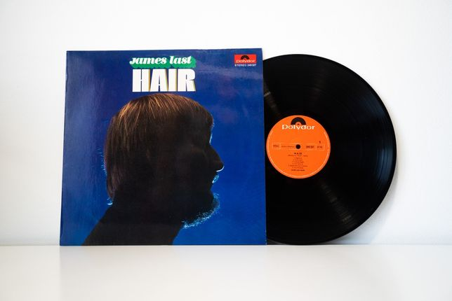 LP James Last - Hair