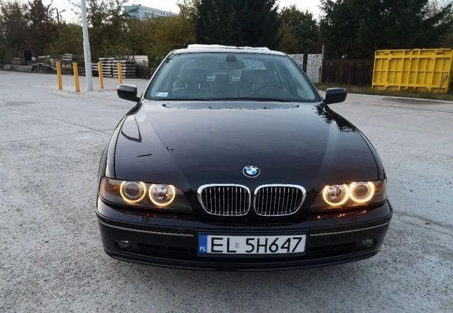 BMW Seria 5 газбензин