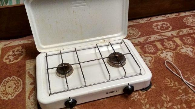 Kuchenka gazowa 2 palniki