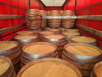 Lote de Barris/Barricas/Pipos/Barrels em Carvalho de 225L