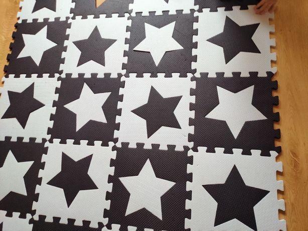 Puzzle piankowe gwiazdy