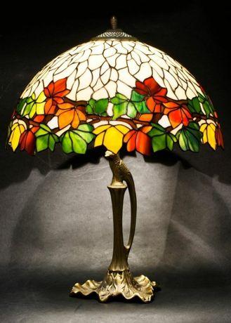 TIFFANY -lampy witrażowe-witraże  Piątnica.