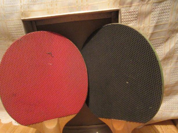 Raquetes de ping-pong Ténis de Mesa