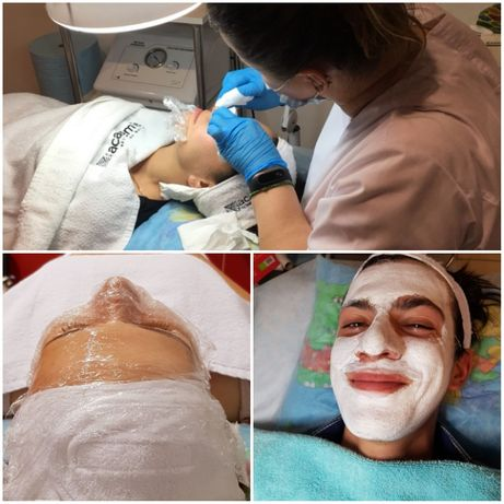 Косметолог/Тейпирование лица/Микротоковая терапия/Троещина/Бальзака