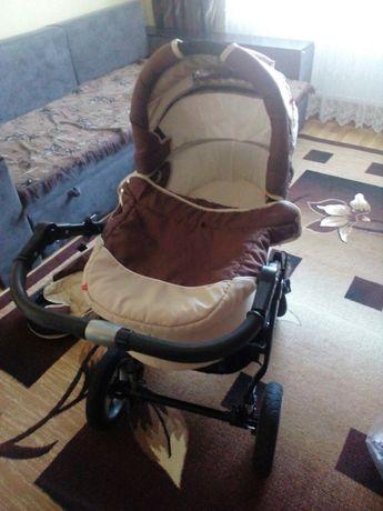 Детская коляска 2 в 1 ZIPP Adbor