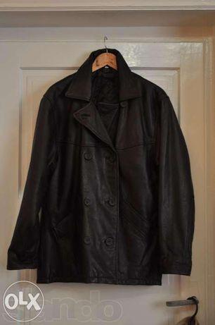 Куртка кожа бренд Donna Italy