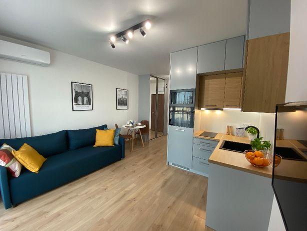 Apartament Racławickie 28A, klimatyzacja, TV, internet, faktura VAT23%