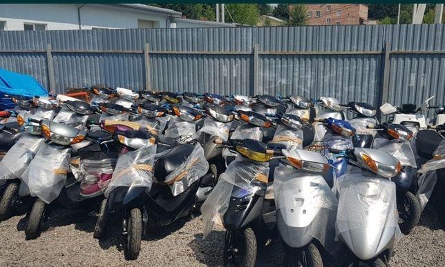 Скутер мопед Honda Dio 27