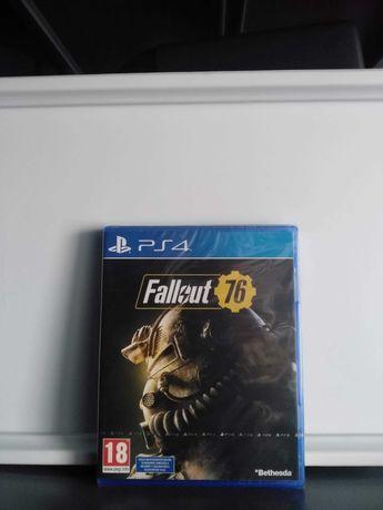 Fallout 76 PS4 (NOVO/SELADO)