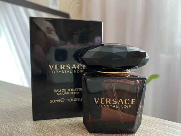 Versace crystal noir 30 мл