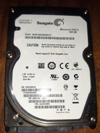 Disco rigido 500 GB