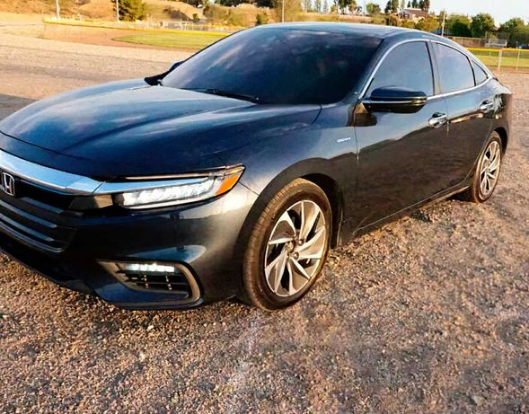 Honda Insight Hybrid 2018