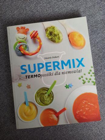 Supermix, termoposiłki dla niemowląt