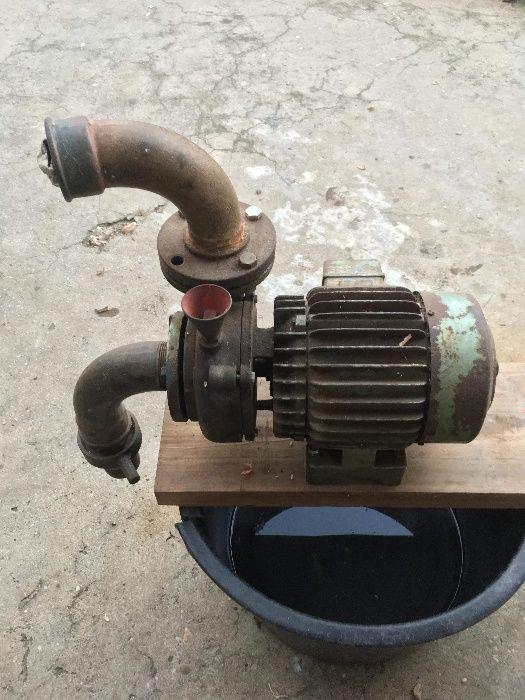 Motor de Rega Trifásico