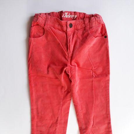 Коралловые велюровые штаны crazy8