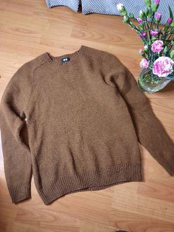 Sweter 100% wełna Uniqlo XS