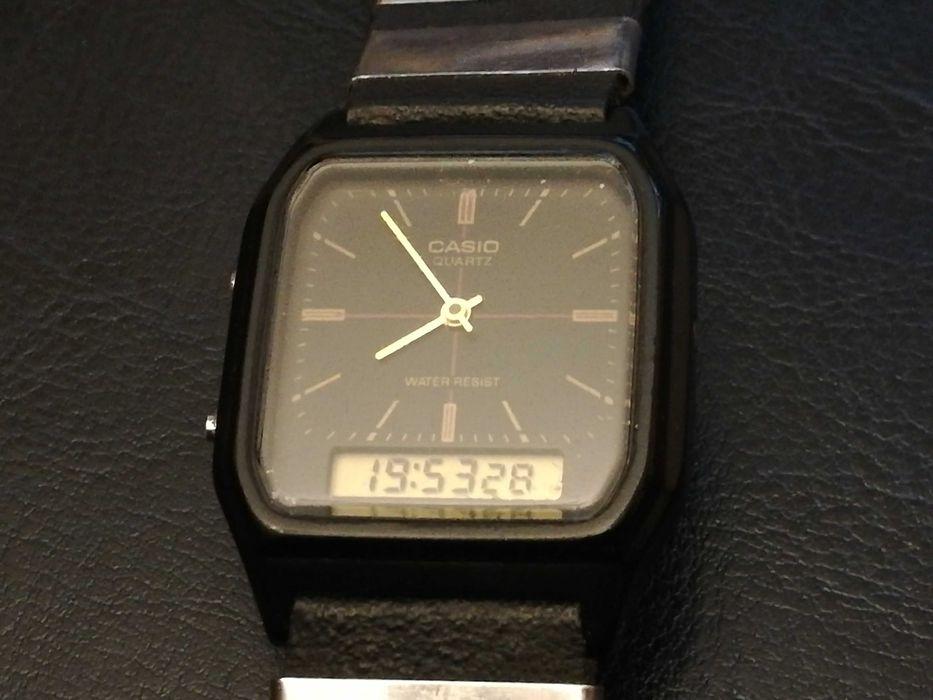 Sprzedam unikalny zegarek vintage Casio model AQ-48 Katowice - image 1