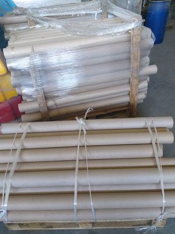 Продам БУ шпули втулки гильзы тубусы трубы картонные