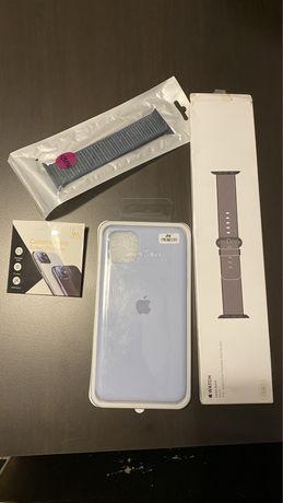 Acessórios iPhone 11 pro/ Max e apple Watch