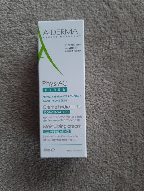 A-Derma Phys-AC Hydra krem do twarzy 40 ml