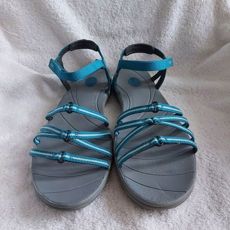 Босоножки сандали teva 43p бирюзовые