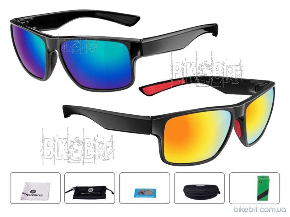 Спортивные очки RockBros ORIGINAL Polarized Велосипедные Вело Киев - изображение 1