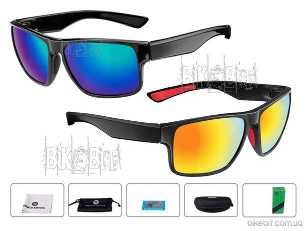Спортивные очки RockBros ORIGINAL Polarized Велосипедные Вело